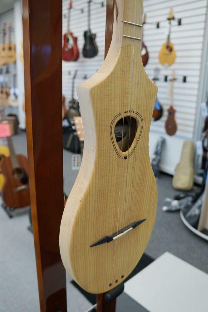 seagull merlin m4 guitar dulcimer spruce ebay. Black Bedroom Furniture Sets. Home Design Ideas