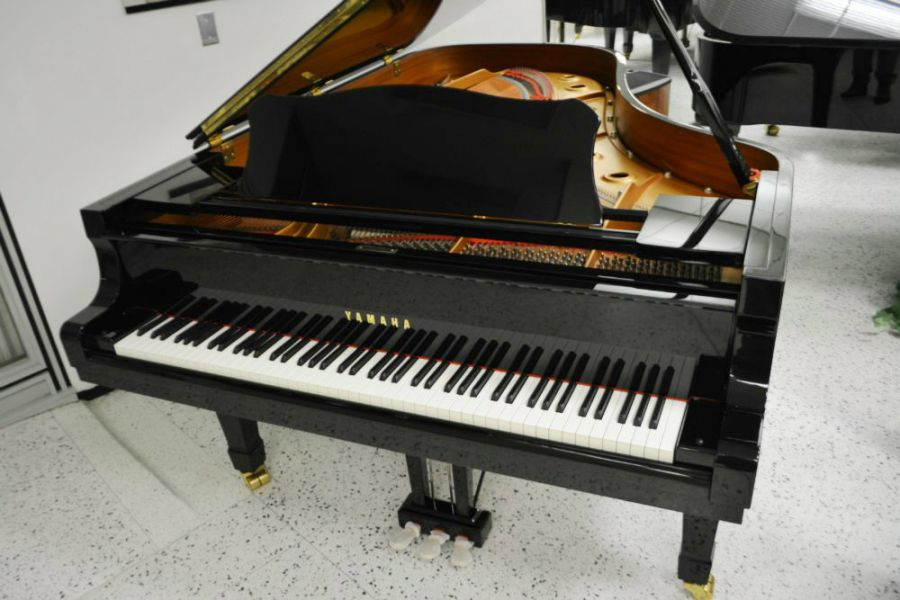 yamaha c7 concert grand piano ebay