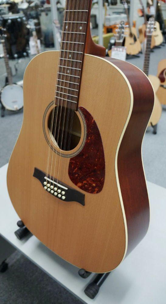 seagull coastline s12 cedar 12 string guitar ebay. Black Bedroom Furniture Sets. Home Design Ideas