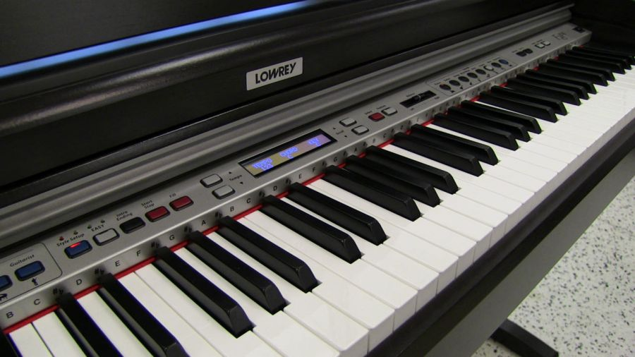 Player piano full virtual piano with 88 keys for Yamaha p series p35b