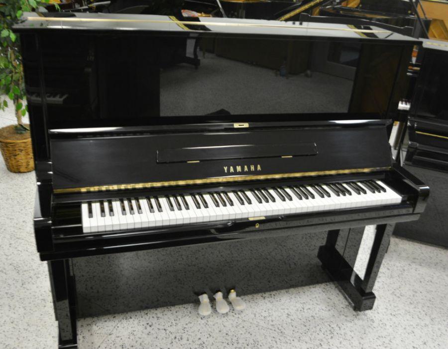 Yamaha u3 professional upright piano ebay for Yamaha upright piano models